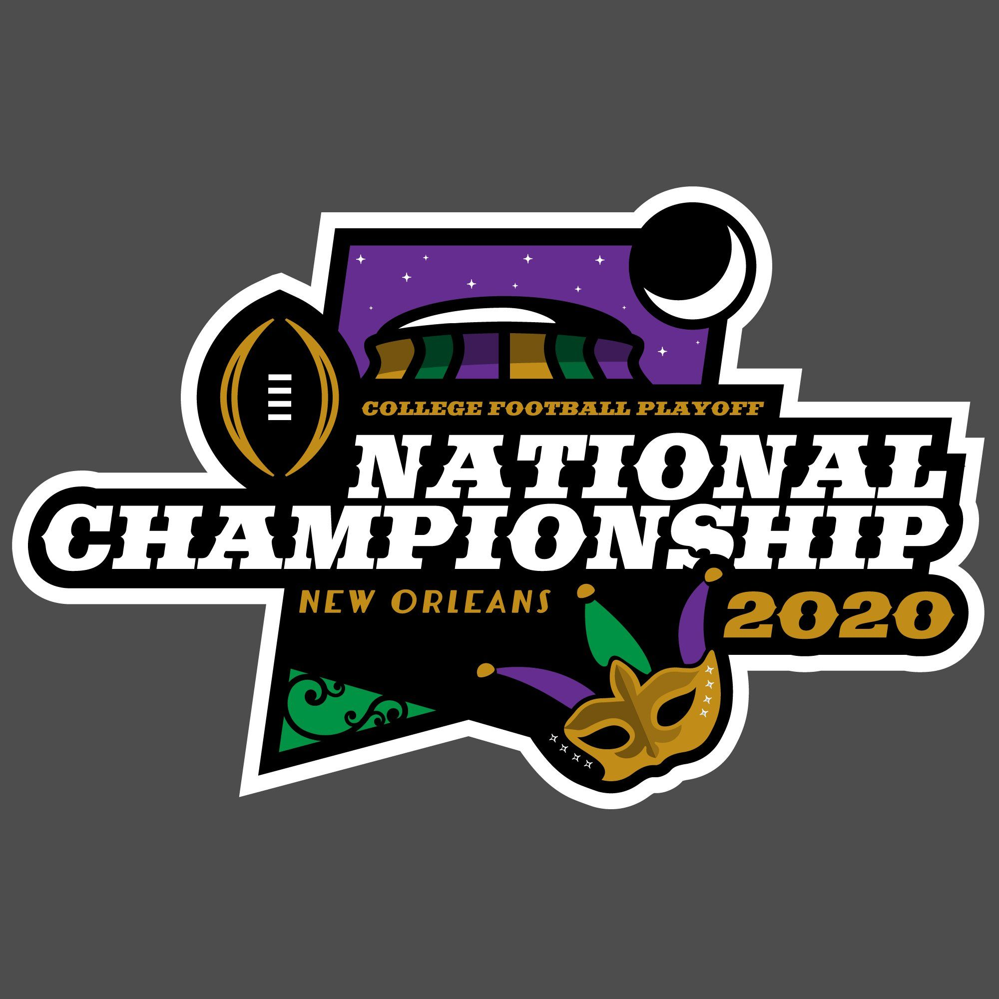 where is the cfb national championship 2020